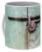 Door Lock Coffee Mug
