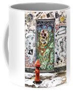 Door Mosaic Coffee Mug