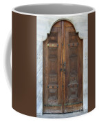 Door Of The Topkapi Palace - Istanbul Coffee Mug