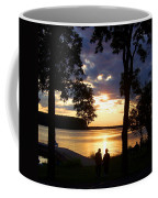 Door Peninsula Sunset Coffee Mug