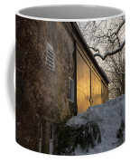 Door Reflections Coffee Mug