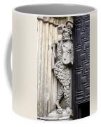 Door Warrior Coffee Mug