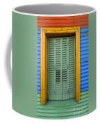 Doors And Windows Buenos Aires 14 Coffee Mug