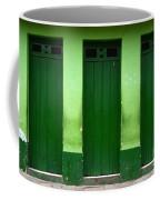 Doors And Windows Lencois Brazil 1 Coffee Mug