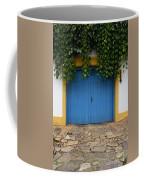 Doors And Windows Minas Gerais State Brazil 11 Coffee Mug