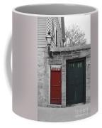 Doors Of St. Augustine Coffee Mug