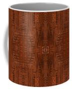 Doors Of Zanzibar Cayenne Coffee Mug