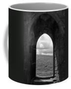 Doorway To Irish Landscape 1 Coffee Mug