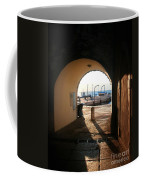 Doorway To The Sea Coffee Mug