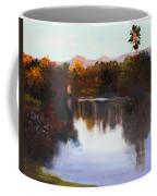 Dorado Waterhole Oil Coffee Mug