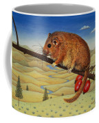 Dormouse Number Two, 1994 Coffee Mug