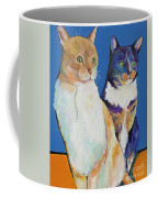 Dos Amores Coffee Mug by Pat Saunders-White