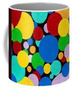 Dot Graffiti Coffee Mug