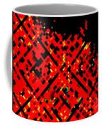 Dot Invasion Coffee Mug