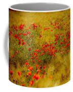 Dots Of Red Coffee Mug