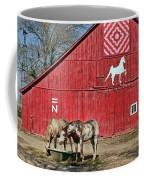 Double Bar N - 3 Coffee Mug