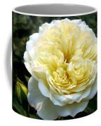 Double Cream Rose Coffee Mug
