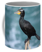 Double Crested Cormorant Coffee Mug