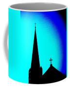 Double Crosses Coffee Mug