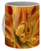 Double Daylily Coffee Mug