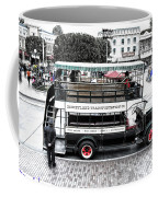 Double Decker Bus Main Street Disneyland Sc Coffee Mug