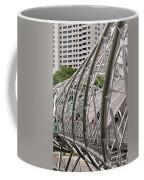 Double Helix Bridge 01 Coffee Mug