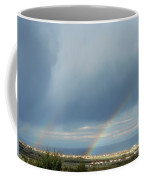 Double Iris  Coffee Mug