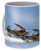 Double Iron Eagles Coffee Mug