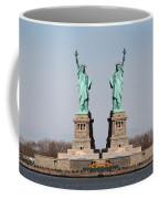 Double Libertys Coffee Mug