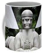 Double Sphinx Coffee Mug