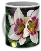 Double The Bloom Coffee Mug