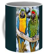 Double Troublers Coffee Mug