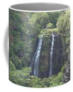 Double Waterfall Coffee Mug