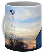 Dougherty Barn Panorama Coffee Mug