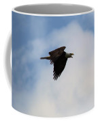 Dougherty Iowa Eagles 4 Coffee Mug