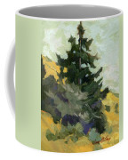 Douglas Fir In Washington Coffee Mug