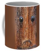 Dour Door Denizen Coffee Mug