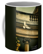 Dove In Flight Coffee Mug