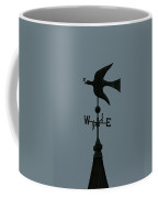 Dove Weathervane Coffee Mug
