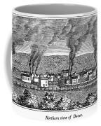 Dover, New Jersey, 1844 Coffee Mug