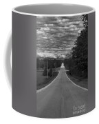 Down A Country Road Coffee Mug