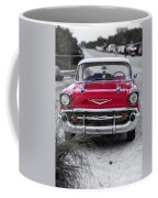 Down At The Shore Coffee Mug by Edward Fielding