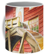 Down By The Old Mill Coffee Mug by Jeff Kolker
