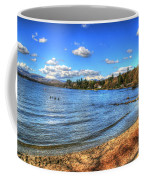 Lake District In Great Britain Coffee Mug