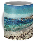 Down By The Sea 2 Coffee Mug