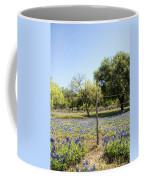 Down Country Bluebonnets Coffee Mug