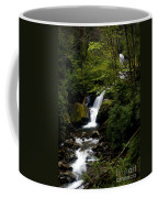 Down From The Hills Coffee Mug