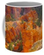 Down Into Bryce Coffee Mug by Jeff Swan
