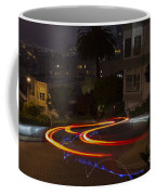 Down Lombard Coffee Mug