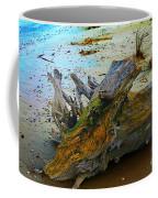 Down On The Beach Coffee Mug